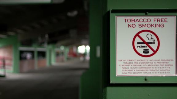 MLB: Violators of new tobacco laws face baseball penalties