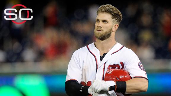 33eb24955c14 Source: Bryce Harper signs biggest endorsement deal for MLB player ...