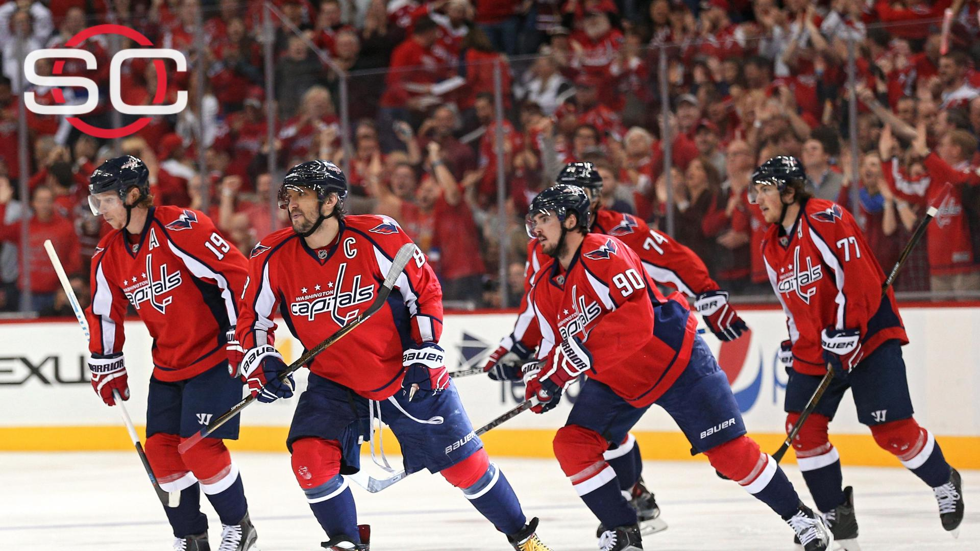 Icy Calm Washington Capitals Bring The Goods And Close In