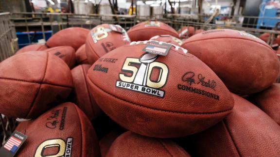 NFL likely to insert data chips into game balls in preseason