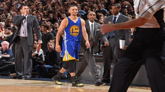 Everything you (n)ever wanted to know about Steph Curry's