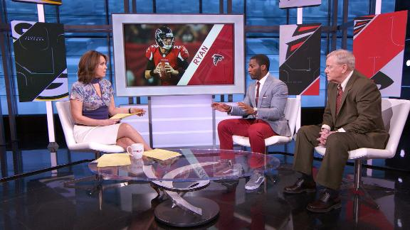 Matt Ryan has actually outplayed Aaron Rodgers lately - ABC News