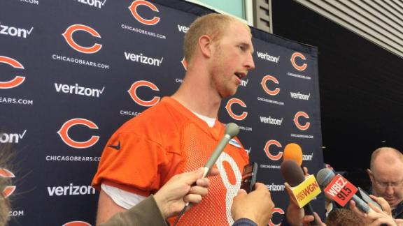 best service 1abcb 258f7 Mike Glennon says Bears are his team this year, despite ...