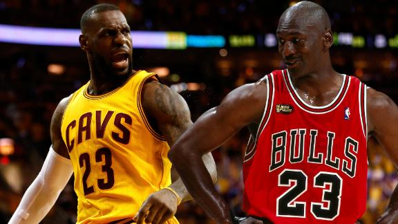 bb0773d8fdcaf3 LeBron James tops Michael Jordan as all-time playoffs scoring leader ...