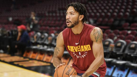 ca4bba657cb Could Derrick Rose walk away from  80M left on Adidas deal  - ABC News