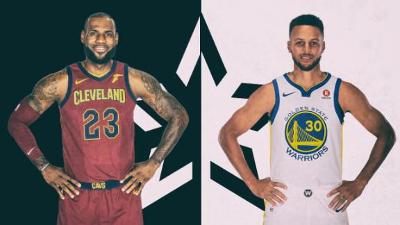 sports shoes 991a3 b7276 LeBron James, Stephen Curry voted as captains for NBA All ...