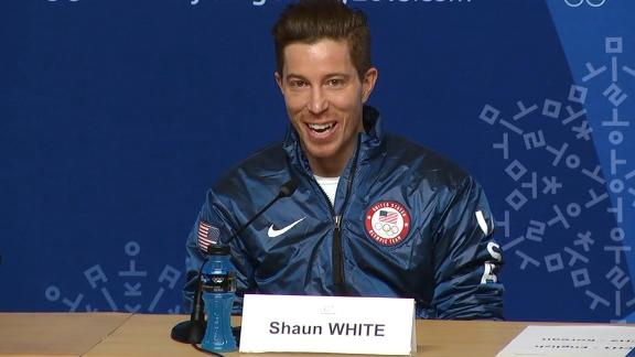 Shaun White's Unbelievable First Halfpipe Run Is Going Viral