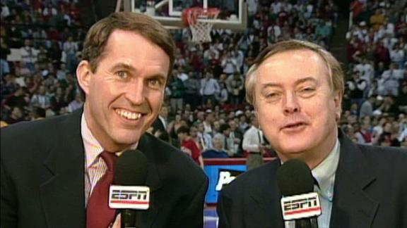 ESPN announces retirement of play-by-play legend Mike Patrick