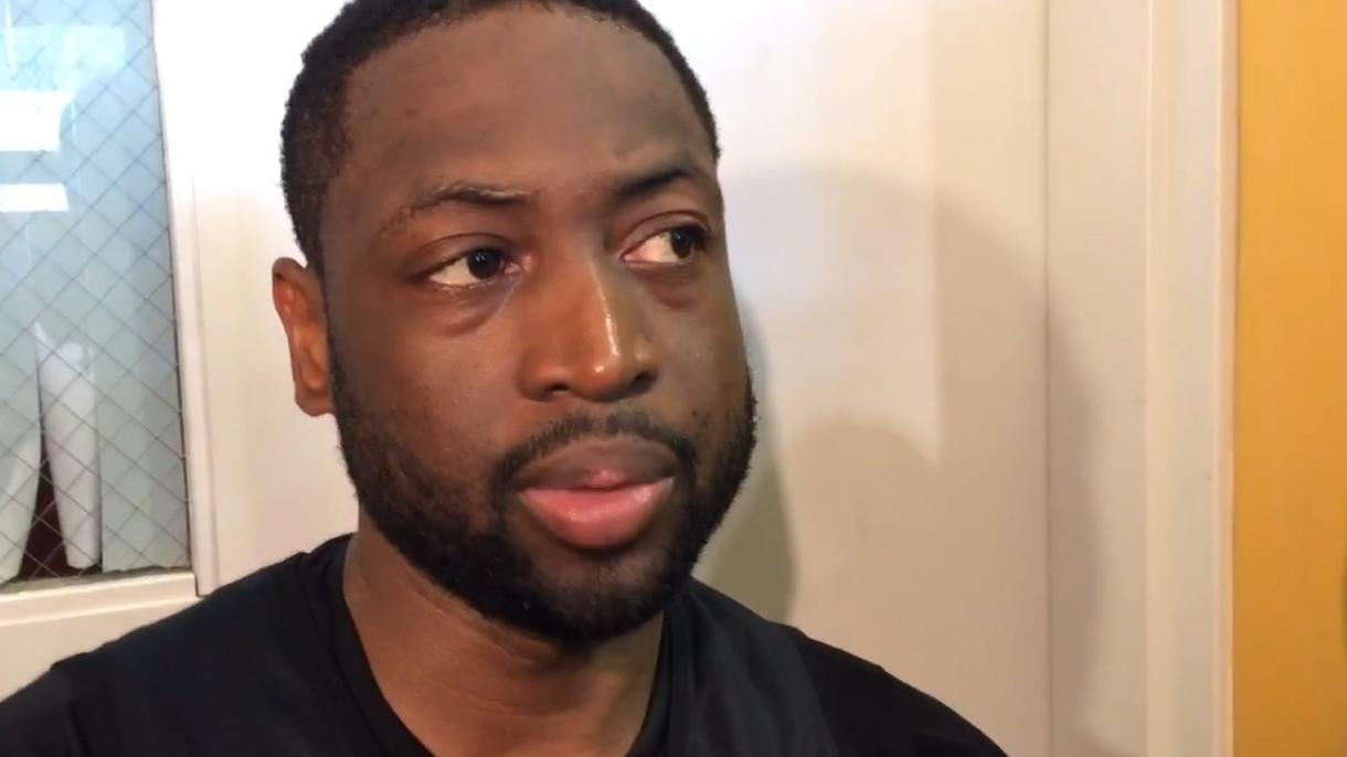 Miami Heat guard Dwyane Wade said Monday it makes him emotional to know  that a student killed in the shooting at Marjory Stoneman Douglas High  School was ... d78a4f27e