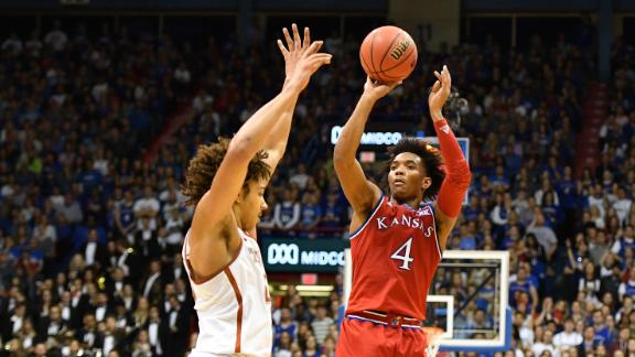 Big 12 basketball: Postseason awards shows that Kansas still owns the conference