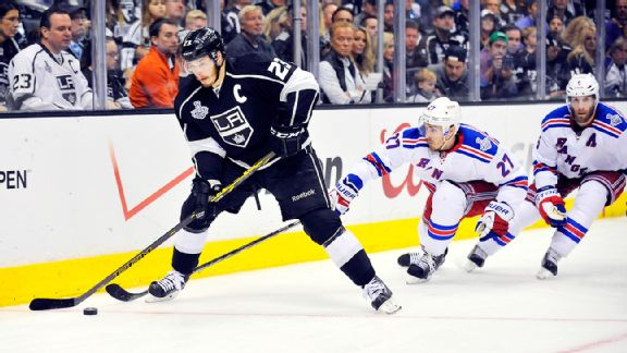 Dustin Brown, Ryan McDonagh