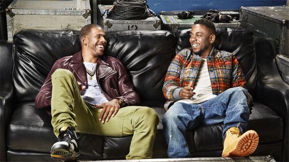 Chris Paul, Kendrick Lamar