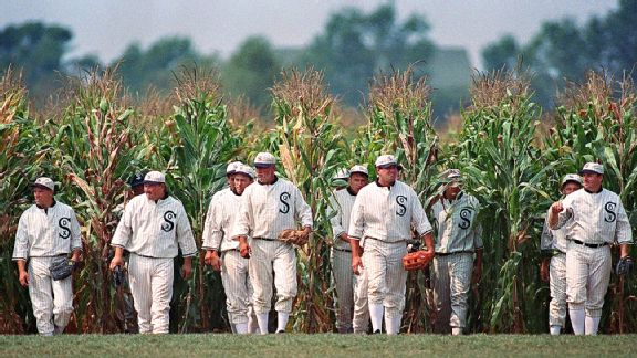 Players Corn Field