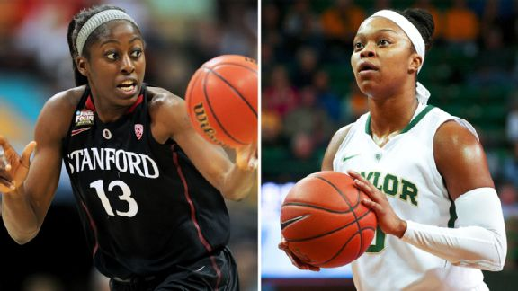 Chiney Ogwumike, Odyssey Sims