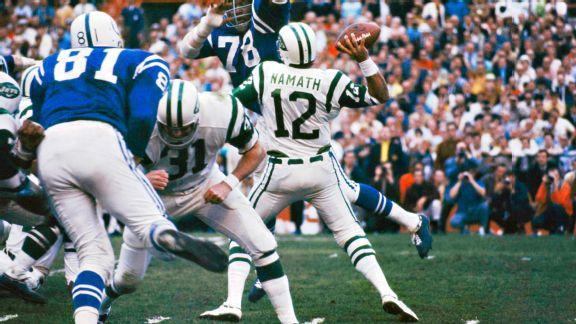 Joe Namath Super Bowl III