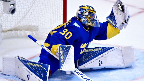 Henrik Lundqvist Shines As Swedes Shut Out Finland Abc News