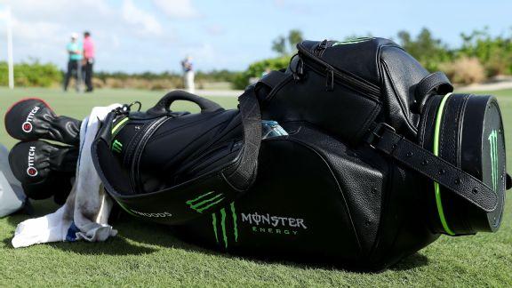 Tiger Woods golf bag