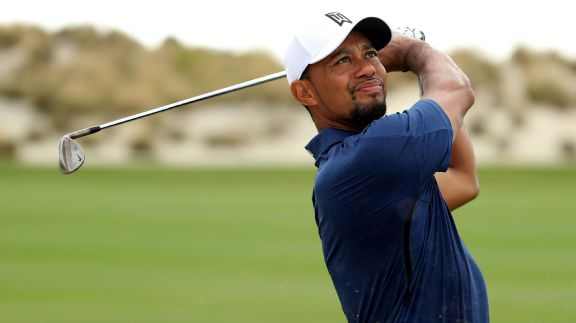 a change of strategy for tiger woods