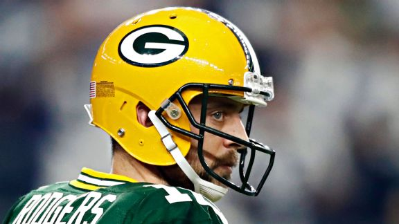 separation shoes 0541b 93d03 Is Aaron Rodgers the best football player on the planet ...
