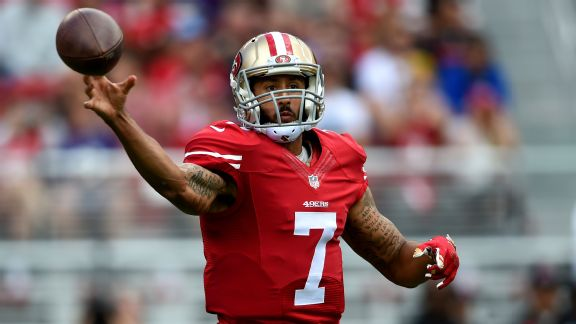 Mort & Schefter: Every game's a referendum on 49ers QB Colin