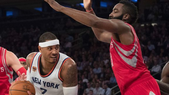 addf55185ee James Harden  Carmelo Anthony would  help our team tremendously ...