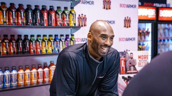 new arrival 07042 c7c69 Kobe Bryant s new obsession  Dominating the business world