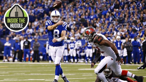 Matt Hasselbeck has saved Indy's season, and potentially
