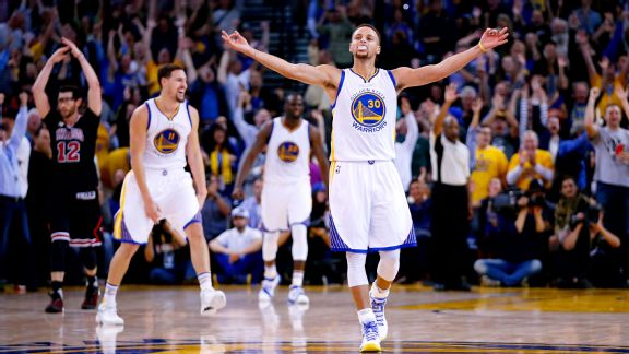 5aae2a6f4 Stephen Curry isn t just the MVP -- he is revolutionizing the game ...