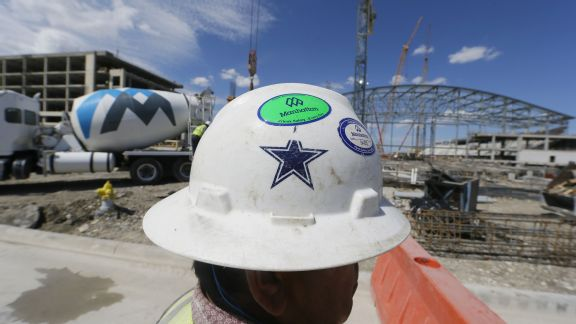 How Jerry Jones is changing game with Cowboys  new training facility ... f08aa180b