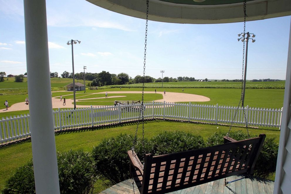 Iowa's 'Field Of Dreams' Field To Host Real White Sox-Yankees Game