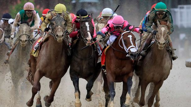 Country House wins at Kentucky Derby after Maximum Security's historic disqualification