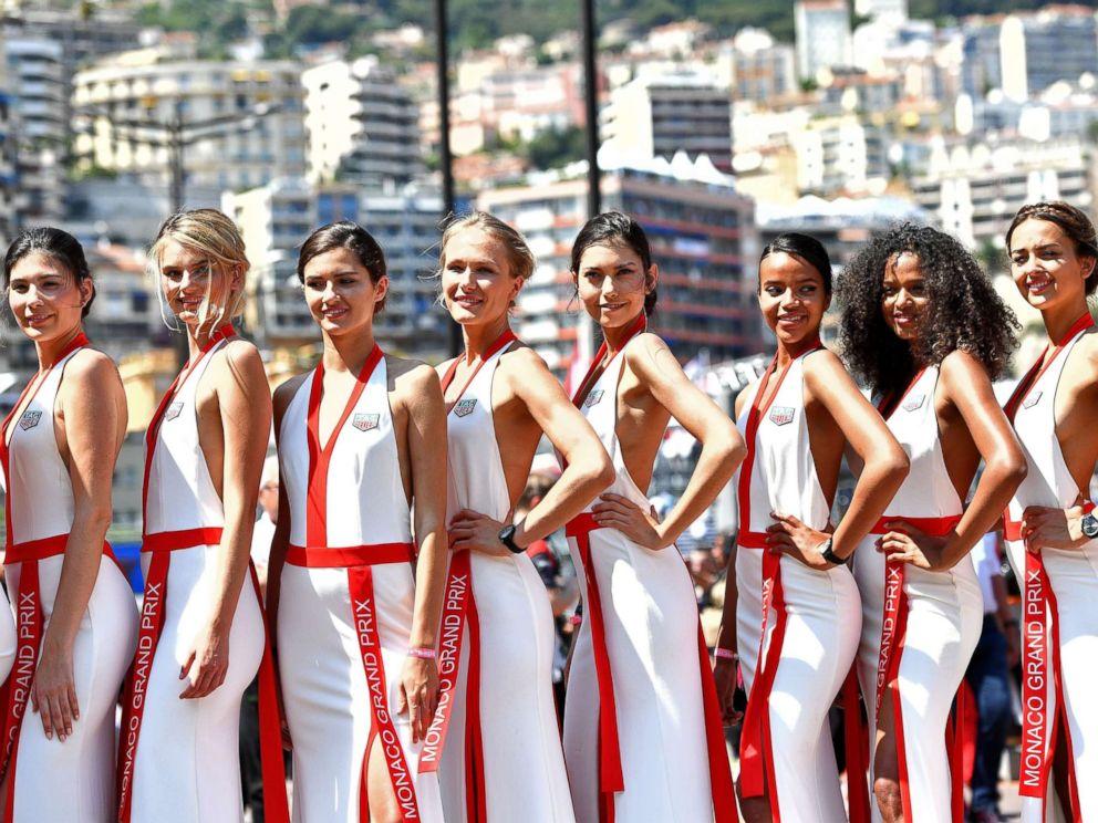 Grid Girls F1