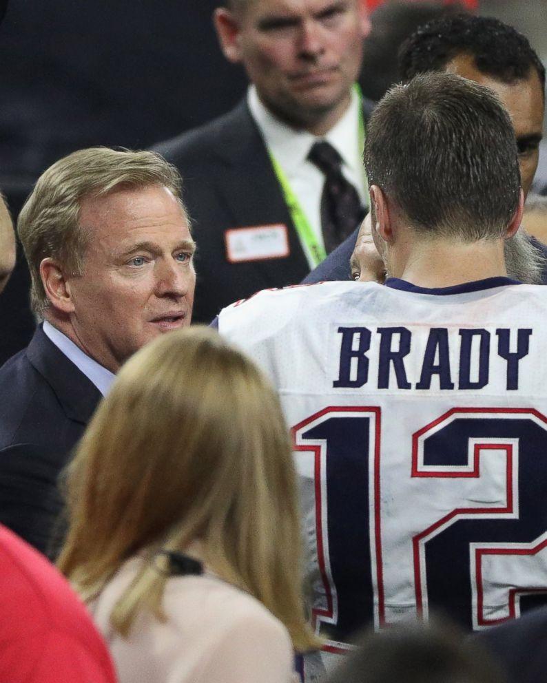 Tom Brady Says His Super Bowl Jersey Was Stolen - ABC News