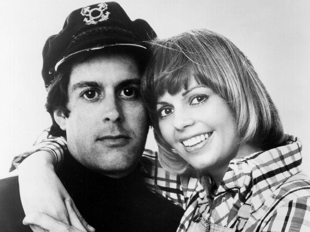 PHOTO: Captain and Tenille, circa 1970.