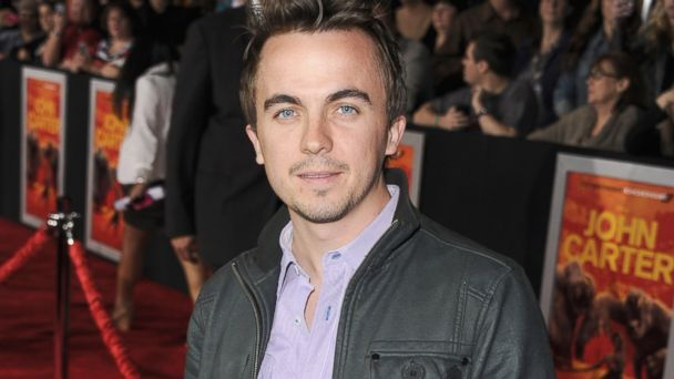 "PHOTO: Actor Frankie Muniz arrives at the premiere of ""John Carter"" on Feb. 22, 2012 in Los Angeles, Calif."