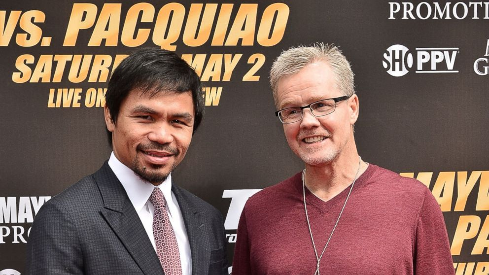 the latest ddf75 23d87 Manny Pacquiao  Meet Their Coaches - ABC News