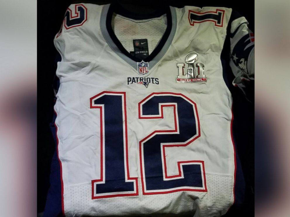 Tom Brady's missing Super Bowl jerseys recovered in Mexico