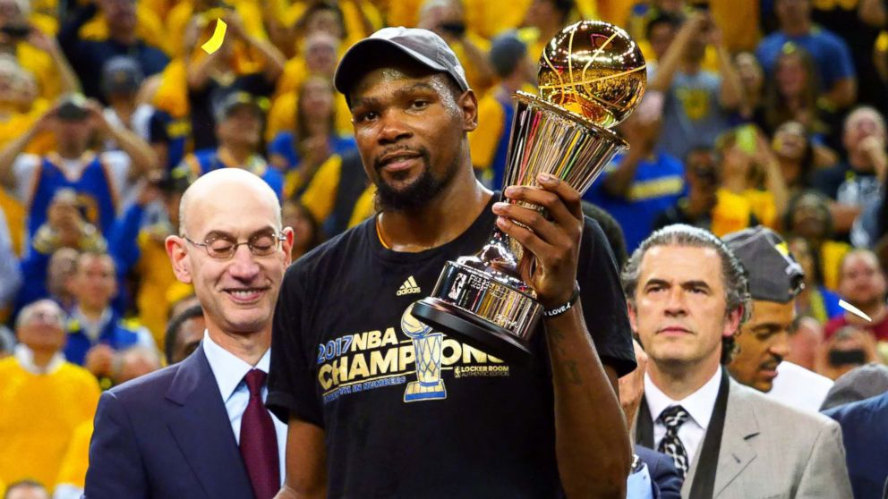 Kevin Durant gets long-awaited NBA championship after Warriors win ... 952123e26