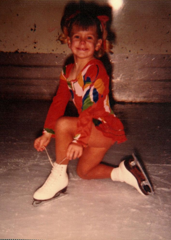 Tonya Harding Laces >> Tonya Harding's mother says steak knife incident never happened, denies former Olympic skater's ...