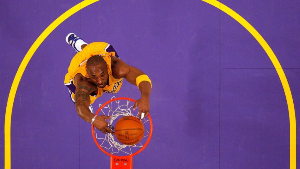 Over A Million Sign Petition For Kobe Bryant To Be New Nba Logo