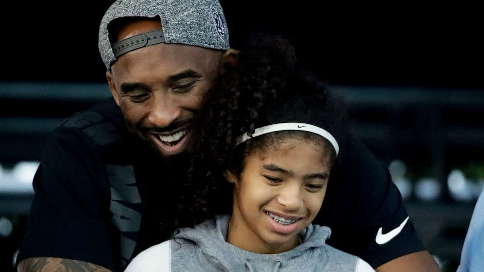 Kobe Bryant's daughter, Gianna, was following in his footsteps before death thumbnail