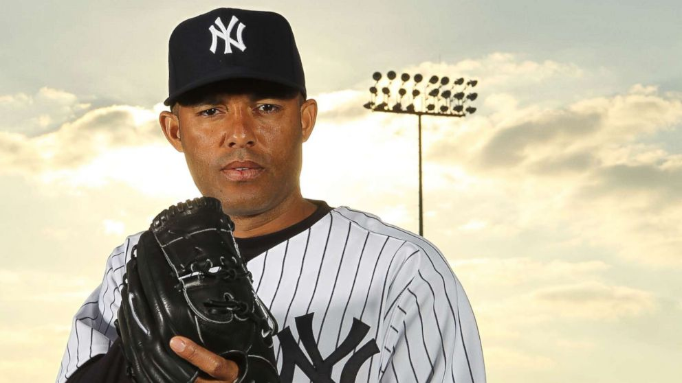 New York Yankees pitcher Mariano Rivera becomes first ever to be  unanimously voted to the Baseball Hall of Fame - ABC News