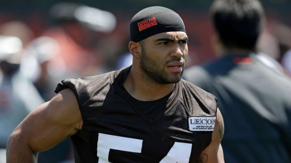Cleveland Browns linebacker Mychal Kendricks faces insider trading charges 51056eef9