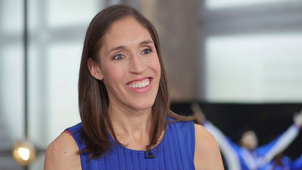 PHOTO: Growing up, WNBA legend Rebecca Lobo wished she had someone to look up to in basketball.