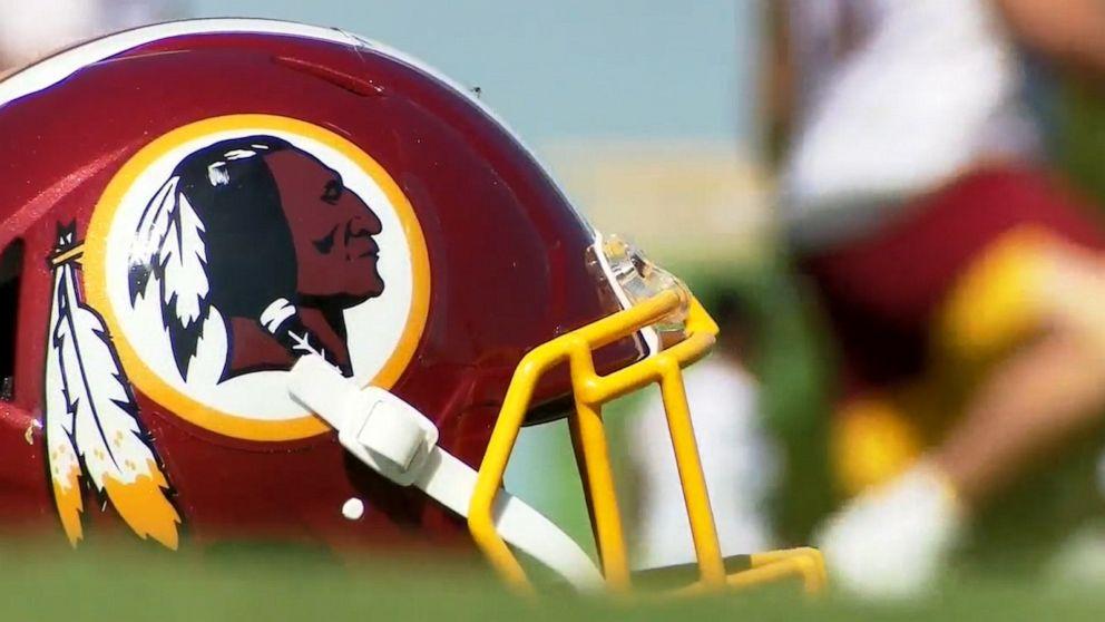 Washington's NFL team changes name, for now, to 'Washington ...