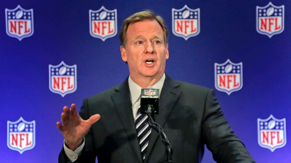 NFL commissioner to face questions under oath on missed call in 2019 playoffs game thumbnail