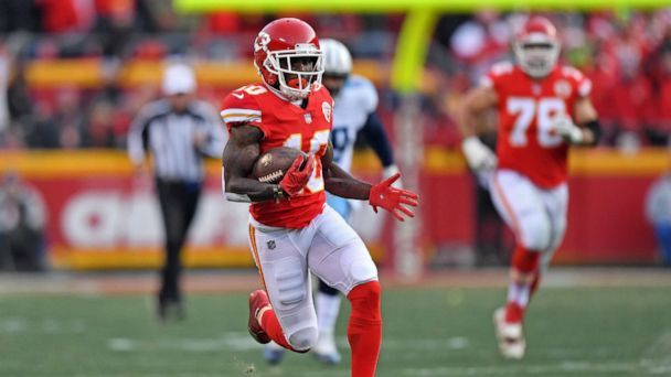 Tyreek Hill avoids suspension, allowed to return to Kansas City Chiefs after abuse investigation: NFL