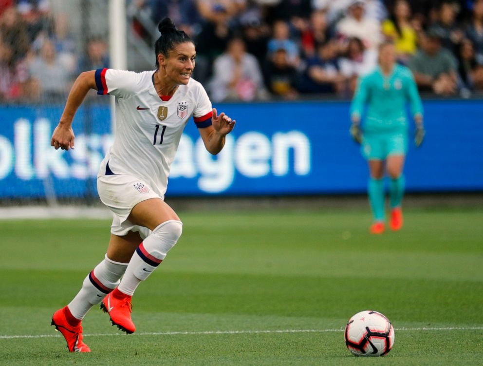 US Soccer fires back against lawsuit, says women's team has