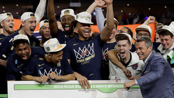 National champion Virginia men's basketball team declines invite to White House