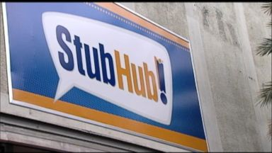 StubHub Hit by Cyber Fraud Ring Video - ABC News